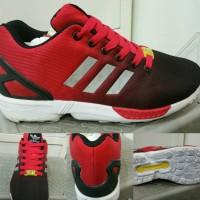 Sepatu Kets Adidas ZX Flux Red Black
