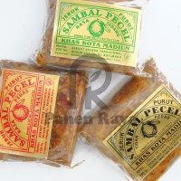 Sambal Pecel Madiun Cap Jeruk Purut Sambel Kacang Siap Makan
