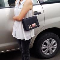 SALE Cuci Gudang Tas Selempang Fashion Branded Togo Love Super