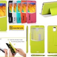 BASEUS ULTRATHIN Folder Cover Samsung Galaxy Note 3 N9000 Flip Cover