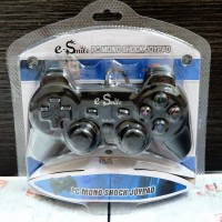 Stik Pc / gamepad usb single htam kualitas super