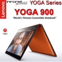 harga YOGA 900 i7-6500U l 8Gb l SSD 256GB l 13,3
