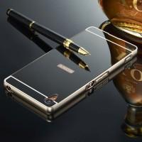 Mirror Alumunium Bumper Case for Sony Xperia Z1/Z2/Z3