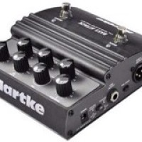 Hartke VXL Bass Attack Preamp/Di Box