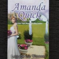 [HR] AMANDA QUICK - Late For The Wedding > SEGEL