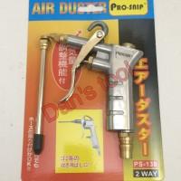air duster model kinki merek prosnip DG 1+3 coupler