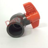 ball vvalve PVC 1 inch polos