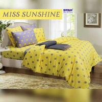 sprei dan bed cover murah STAR Miss Sunshine