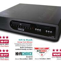 Roksan Kandy K2 CD Player HOT!! Best CD player - HI-FI CHOICE 2010
