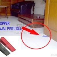 Jual DOOR STOPPER / KARET PENAHAN PINTU / KARET PENGGANJAL PINTU Murah