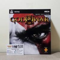 Kratos god of war neca ultimate action figure toys