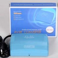 AV To RF Converter AV RF Modulator TV - Hanaya