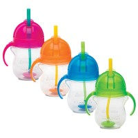Botol Minum Anak Munchkin Click Lock Weighted Straw Flexi Cup