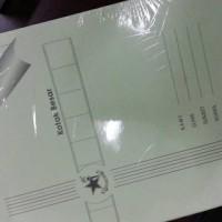 Buku Tulis Kotak Kotak Besar Bintang Obor