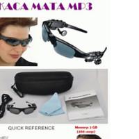 Jual MP3 Player Kacamata 2 GB