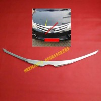 harga garnish/cover/list/lis kap mesin atas all new avanza xenia Tokopedia.com