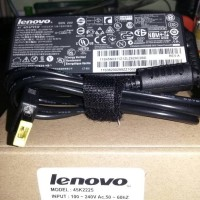 ADAPTOR/CHARGER LAPTOP LENOVO 20V-3,25A USB