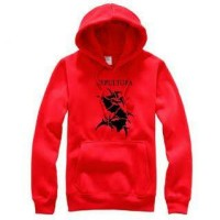 Jaket/sweater/switer/hoodie jumper Sepultura Red