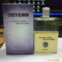 Parfum Original Chevignon Forever Mine Into The Legend EDT 30ml