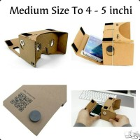 Google Cardboard Virtual Reality for Smartphone