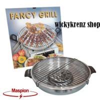 Jual Fancy Grill 33 cm (Alat Pemanggang / Grill / BBQ) Maspion Murah