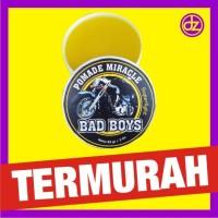 Jual Pomade Miracle BAD BOYS Superlight Murah