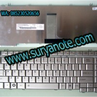 Keyboard Laptop Toshiba Satellite L310 L510 M200 Putih / White