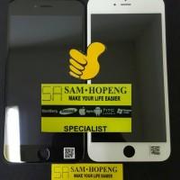iPhone 6+ LCD + Touchscreen Original 100% Black & White Garansi