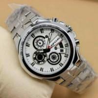 Jam Tangan Ripcurl Chrono Aktif Silver White Kw Super