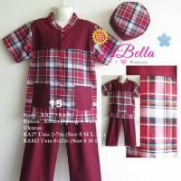 Baju Koko Anak LaBella Usia 2-7 Tahun (KA27-KJY-0615)