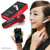 HEADSET BLUETOOTH BEATS BY DR DRE STEREO