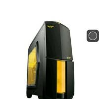 harga Casing  Powerlogic Armaggeddon Microtron T2X Hitam Tokopedia.com