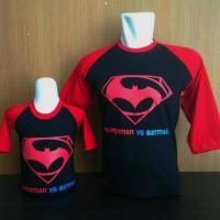 harga Superman VS Batman kaos anak Karakter kiddos (7-11 thun) Tokopedia.com
