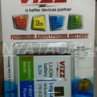 Baterai Vizz Lenovo BL204 / BL-204 / A536 A607 S696/Batre Double Power