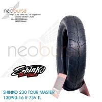 ban SHINKO 230 (R) 130/90 -16 (73V) Tourmaster / Touring / Kustom