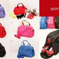 Jual Sport Bag (Gym Bag) High Quality/Tas Senam/Tas Olah Raga Murah Murah