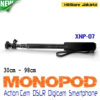 Jual Tongsis Monopod GoPro Xiaomi YI SJCAM BPro Action Cam DSLR Digicam Murah