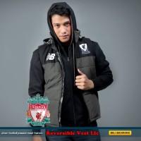 harga jaket rompi bikers bola Liverpool boal balik Tokopedia.com