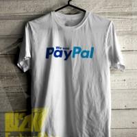 KAOS WE USE PAYPAL ONLINE BANK REKENING INTERNET LU2K L2K 625