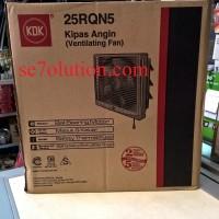KDK Exhaust Fan Dinding Ventilating Fan Wall Mount 10 Inch (25RQN5)