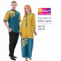 Baju Sarimbit Couple Muslim 32