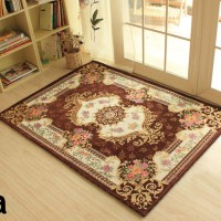 harga Flowery Turkey Mat Square - 120*80 / Karpet Turki Tokopedia.com