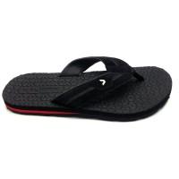 harga Kalibre Metronome Sandal Jepit Slipper Hitam Merah 960001-011 Tokopedia.com