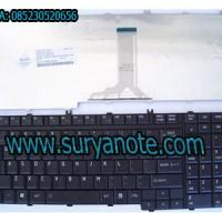 Keyboard Laptop Toshiba Satellite A500 L350 L500 L550 P300 P500