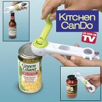 Jual Kitchen Can Do Pembuka Botol & Kaleng 7 in 1 bkn snap n grip Murah