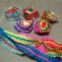 Kertas Krep Gulung / Perlengkapan Pesta / Dekorasi Ultah / Ulang Tahun