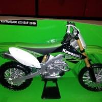 miniatur kawasaki klx450f 2010