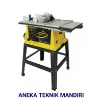 "Mesin Potong Kayu STANLEY Table Saw 10"" Inch STST 1825 / STST1825"
