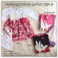 Baby Glamour Gamis / Gamis Anak / Gamis Bayi