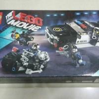 LEGO 70819 - The Lego Movie Bad Cop Car Chase